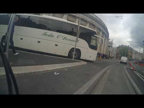 Luas Cross City - Dawson Street to O'Connell Bridge