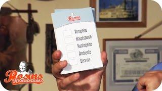 Rosins Restaurants | Testessen: Brühwürfel trifft Tiefkühlkost | kabel eins