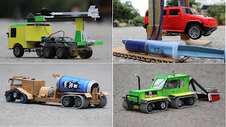 4 Amazing RC DIY TOYs - 4 Amazing Things You Can Do It Compilation