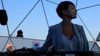 Kazantip 2011 Z19 last sunset DJ Nastia aka Beauty part 4