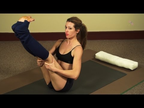 Yoga Workout - Yoga fitness routine warm up