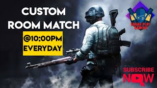 ⚔️  SQUAD PLAY  ⚔️ || ⛔ PUBG ⛔ || 💠 dual COMMENTARY ( TAMIL)💠  ||  ☀️ Room match live 71