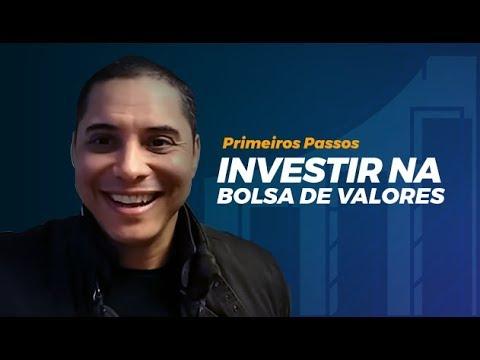 PRIMEIROS PASSOS PARA INVESTIR NA BOLSA DE VALORES - RODRIGO MIRANDA