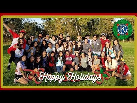 UC Irvine Circle K: Happy Holidays!