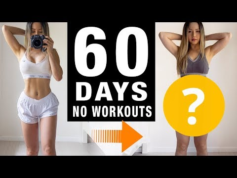 I Stopped Working Out for 60 days | What happens to my Body? Strength?