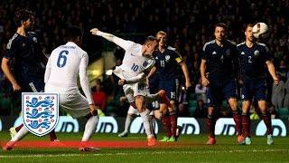 Scotland 1-3 England | Goals & Highlights