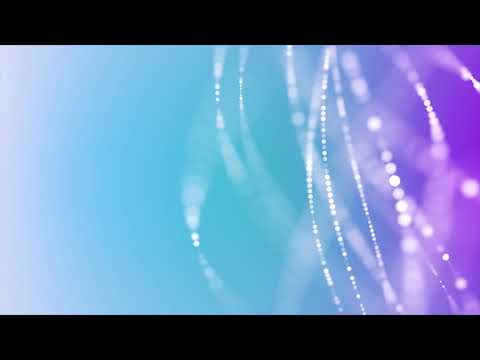 Bokeh Turquoise Background Arts Artistic Dots | Live Vedio Wallpaper