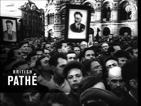 Funeral Of Kalinin (1946)