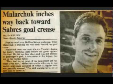 Clint Malarchuk Looking Back At The 1989 Neck Injury Youtube