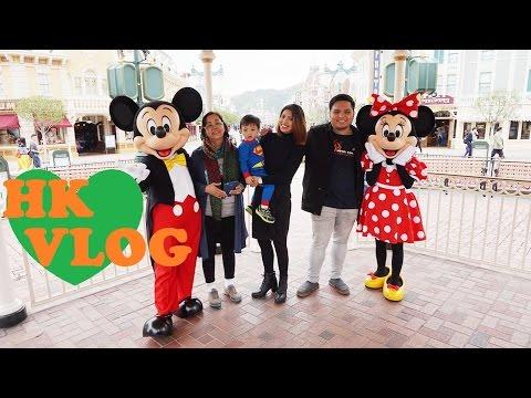 HongKong Vlog