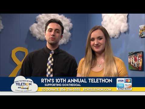 Rowan Television Network's 10th Annual Telethon!
