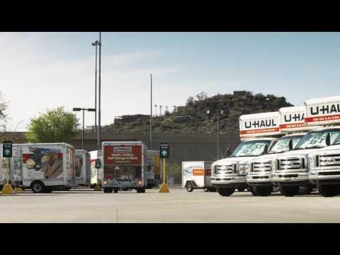 U-Haul Truck Share 24/7 Tutorial