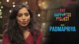 Padmapriya - The Happiness Project - KappaTV