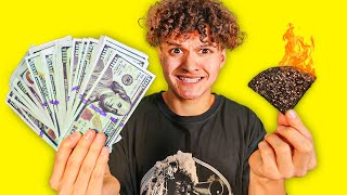 Eating The World's HOTTEST Chip For $10,000