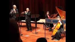 J S Bach Trio Sonata BWV 1039