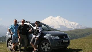 Мотопутешествие по Кавказу, 2016