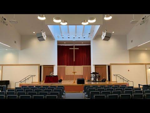 2020-10-25 English Ministry Sunday Service
