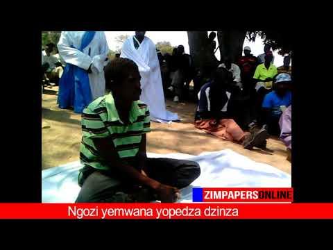 Ngozi yemwana yopedza dzinza