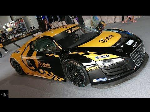 พาชม Audi R8 LMS Cup ภายนอก ภายใน