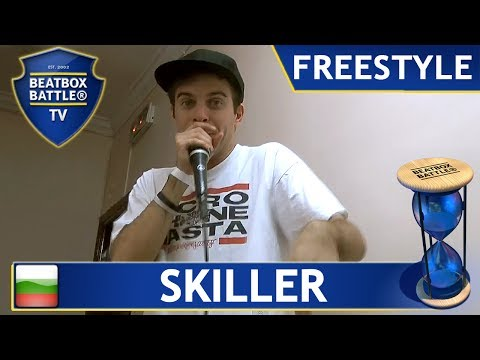 Skiller from Bulgaria - Freestyle - Beatbox Battle TV