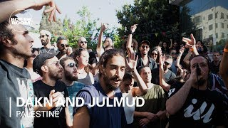 Dakn and Julmud | Boiler Room Palestine
