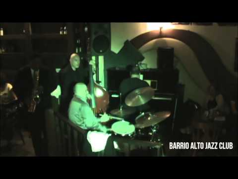 Live from Barrio Alto Jazz Club - Peppe Merolla Quartet special guest Vincent Herring