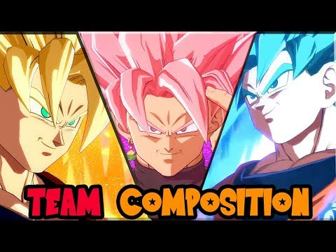 How To Make a Team In Dragonball FighterZ | A Beginners Guide