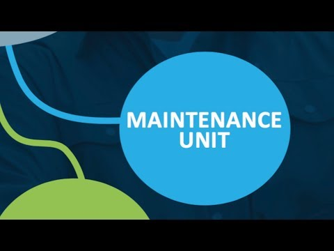 What's On The ADVANCED Maintenance Unit? | Qualification Pathway | Fire Industry Association