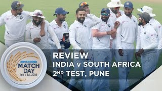 Agarkar: Disappointing to see SA batsmen not put up a fight | India v SA, 2nd Test review