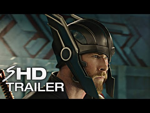 marvels thor ragnarok 2017  chris hemsworth teaser trailer hd fan made
