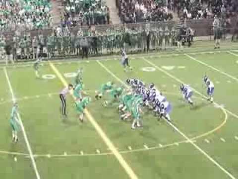 Ty Saathoff- Curtis Senior High School 2011 football Highlights