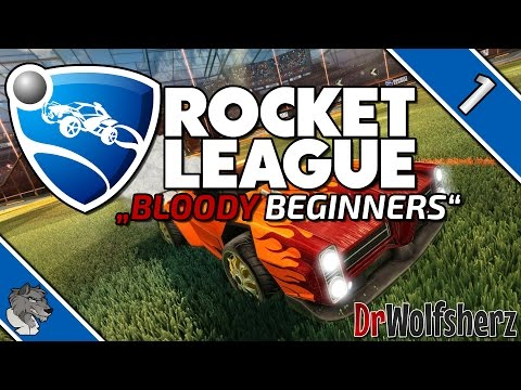 Rocket League – Folge 1/5 – Short Let's Play Together
