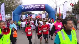 Corrida Ruta del Maipo - Municipalidad de Paine 2017
