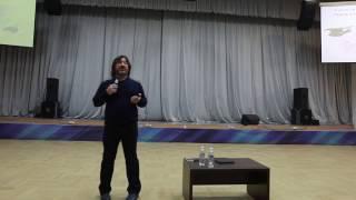Александр Шульгин. Вечер о будущем. Иркутск.