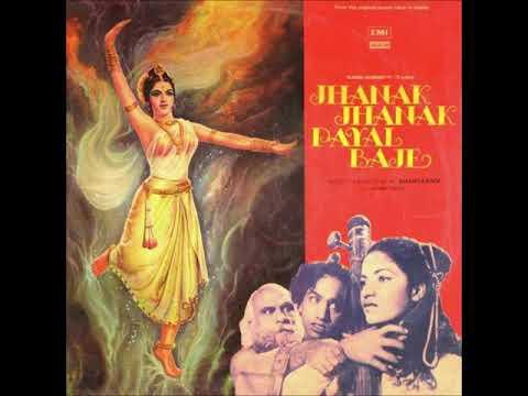 Raag Malika In Stereo Jhanak Payal Baje 1982 Release