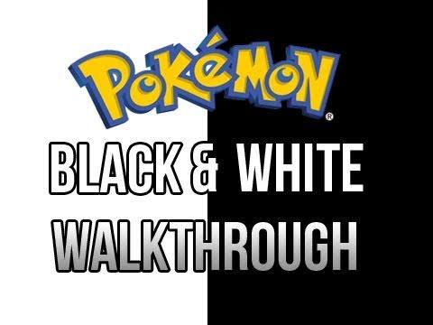Let's Play Pokemon: Black & White #7 [Nacrene City Gym] By KingDaddyDMAC (Walkthrough)