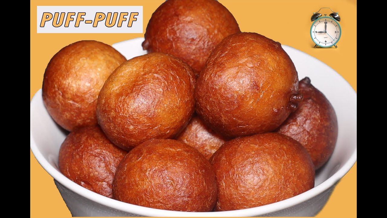 Download HOW TO MAKE PUFF- PUFF in LESS THAN 1 HOUR.