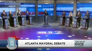 Atlanta's Mayoral Race Heats Up, Will ATL Elect Its First White Mayor In 44 Years?