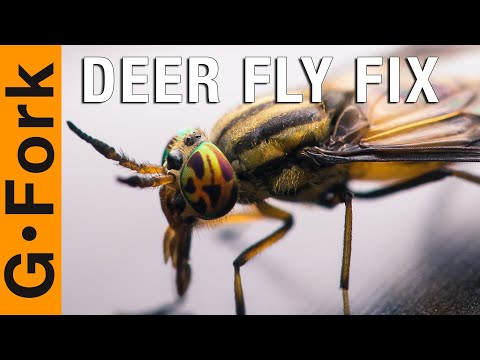 Get Rid Of Deer Flies!