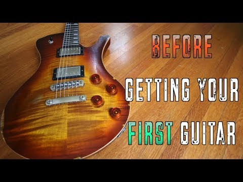 5 Things Beginners Should Know Before They Buy Their First Guitar