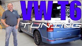 VW T6 Tuning - Leistungssteigerung von 204 PS auf 240 PS