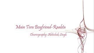 Main Tera Boyfriend | Raabta | House Of Dance Choreography