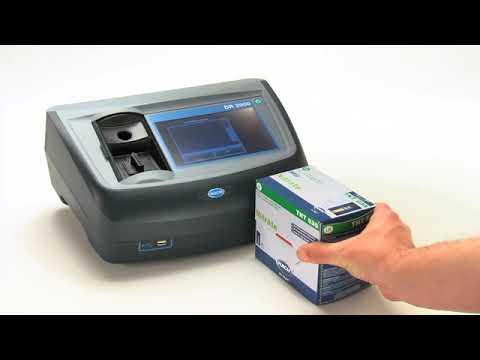 DR 3900™ Spectrophotometer