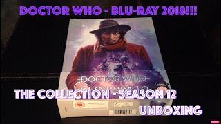 Doctor Who DVD/Blu-Ray Collection Update - The Collection Season 12