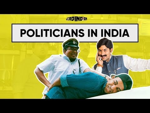 Politicians In India | When You Have A Politician Uncle | Jo