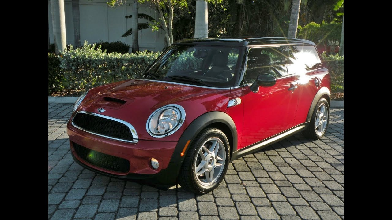2010 mini cooper s clubman for sale auto haus of fort myers florida youtube. Black Bedroom Furniture Sets. Home Design Ideas