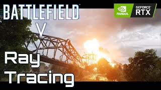 Battlefield 5 -  4K Ray Tracing High | Conquest | Arras - Twisted Steel | Ultrawide