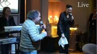 Джазовая Битва между  Сергей Манукян и Nikki Mccoy - Live