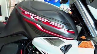 #Bikes@Dinos: Yamaha FZ-S Version 2.0 FI New Colours 2016 Walkaround Review