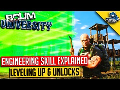 Scum Skill Guide